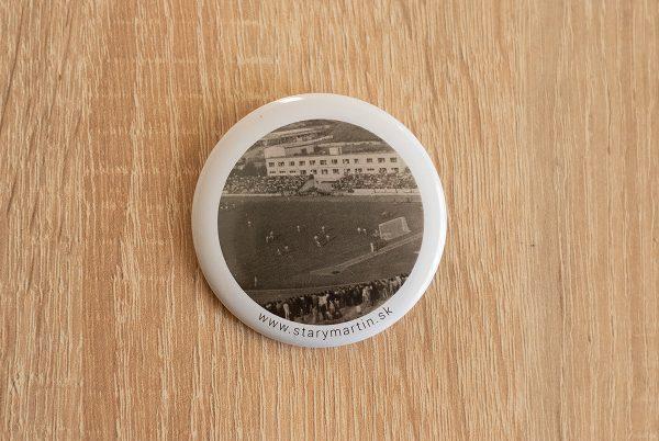 Odznak 56mm – Futbal kedysi