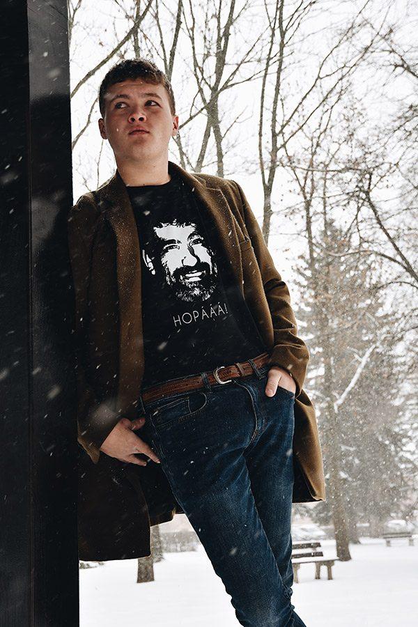 Tričko KAROL - unisex