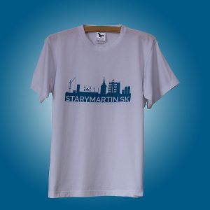 tričko s originál logom
